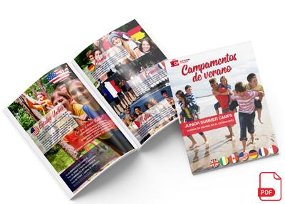 Catálogo Campamentos de Verano LEOHOLIDAY
